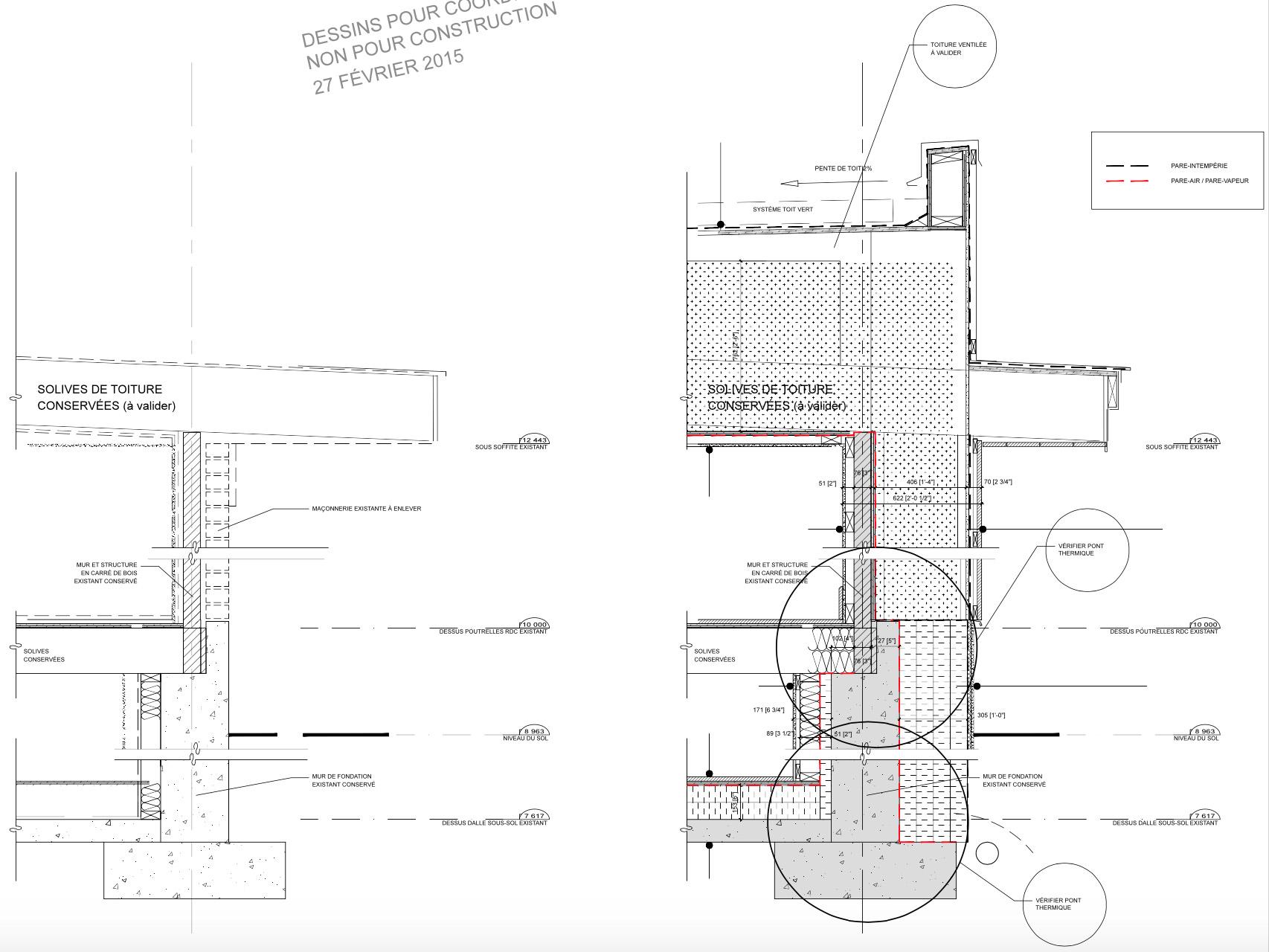enveloppe 1 l isolation thermique maison passive ozal e. Black Bedroom Furniture Sets. Home Design Ideas