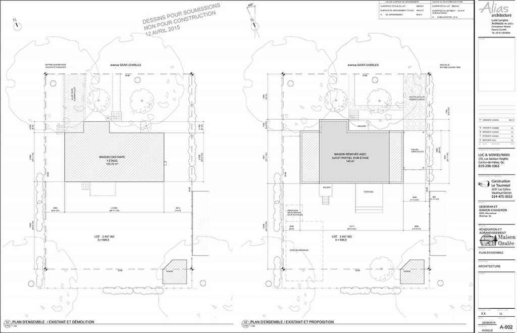 Plans maison passive ozalee for Plan maison passive