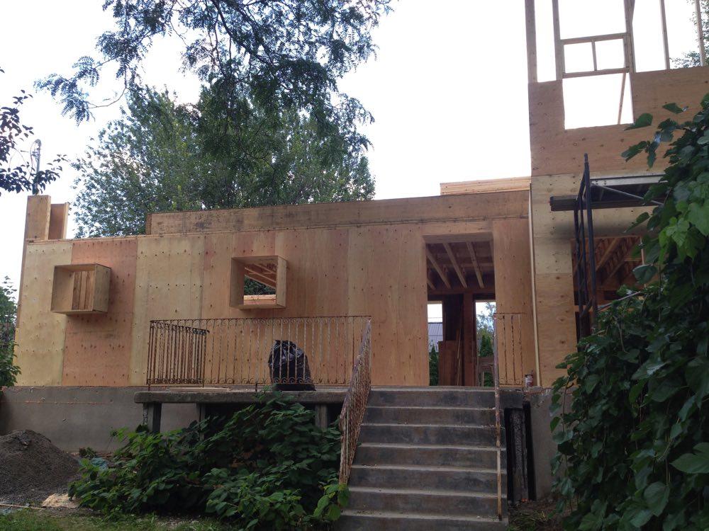 Semaines 10 et 11 maison passive ozal e - R mur maison passive ...