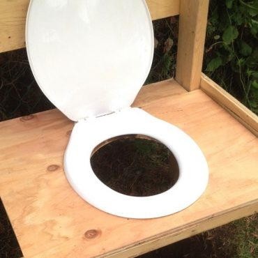 Les toilettes de chantier