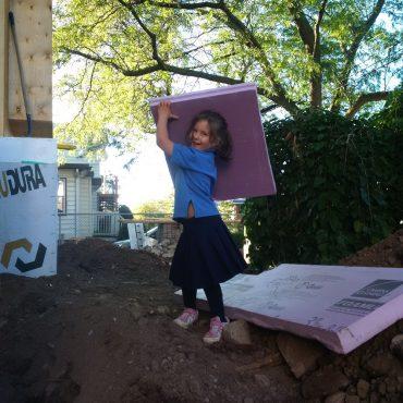 Semaines 12 et 13 – Isolation de la fondation