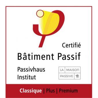 La maison Ozalée est enfin certifiée Passivhaus
